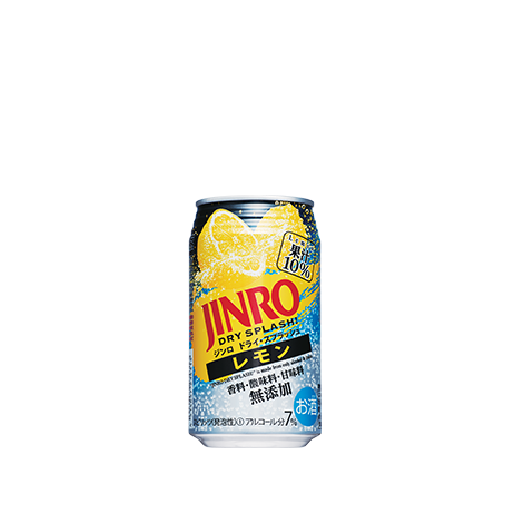 JINRO DRY SPLASH!(レモン)